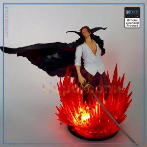 One Piece LED Lamp  Red Hair Shanks OP1505 Default Title Official One Piece Merch