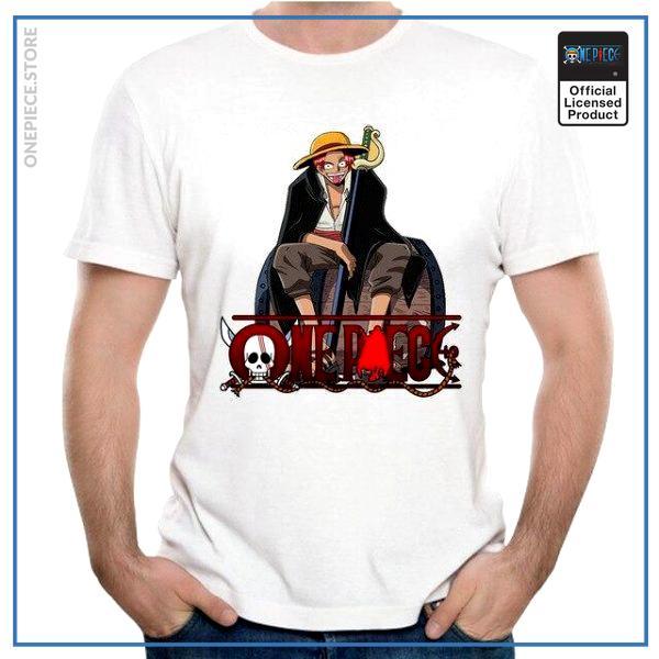 One Piece Shirt  Shanks OP1505 S Official One Piece Merch