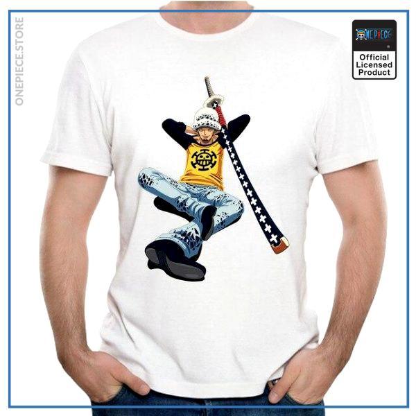 One Piece Shirt  Trafalgar D. Water Law OP1505 S Official One Piece Merch