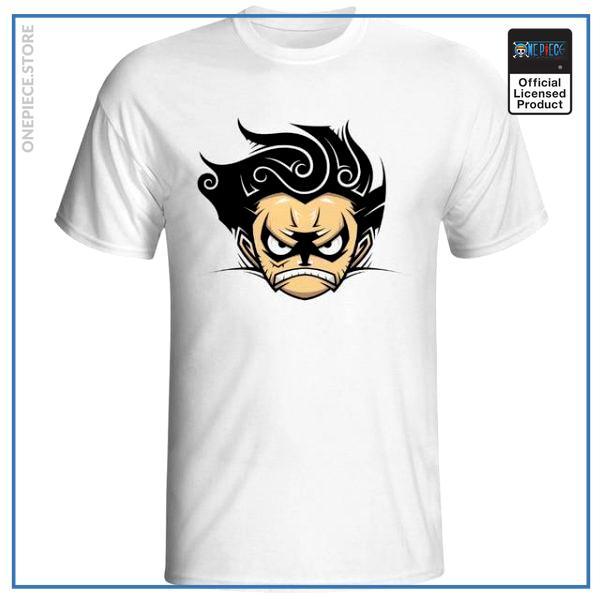 One Piece Shirt  Gear 4 Bounce Man OP1505 S Official One Piece Merch