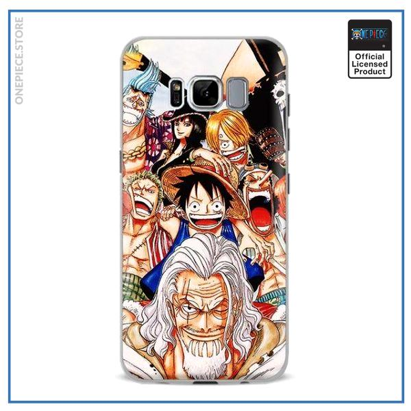 One Piece Phone Case Samsung  Rayleigh OP1505 For Samsung S4 Official One Piece Merch