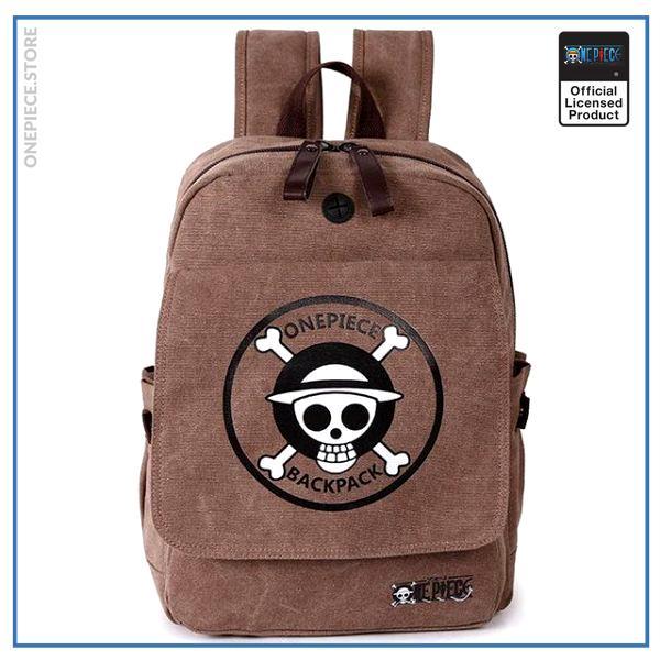 One Piece Backpack  Logo OP1505 Default Title Official One Piece Merch