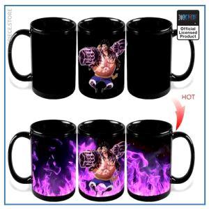 One Piece Mug Cup  Gear 4 OP1505 Default Title Official One Piece Merch