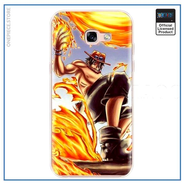 One Piece Phone Case Samsung  Ace Enkai OP1505 J5 2016 Official One Piece Merch