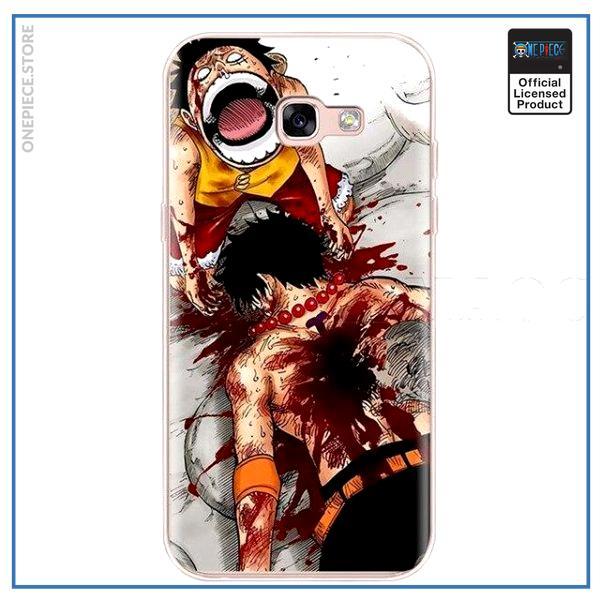 One Piece Phone Case Samsung  Ace Death OP1505 J5 2016 Official One Piece Merch