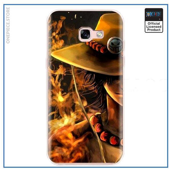 One Piece Phone Case Samsung  Ace's Hat OP1505 J5 2016 Official One Piece Merch
