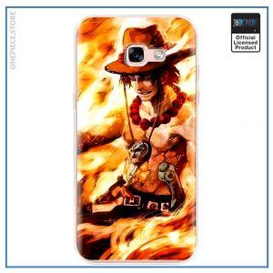 One Piece Phone Case Samsung  Fire Fist Ace OP1505 6 / J5 2016 Official One Piece Merch