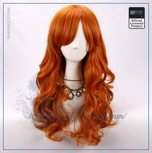 One Piece Cosplay Female  Nami Wig Hair OP1505 Default Title Official One Piece Merch