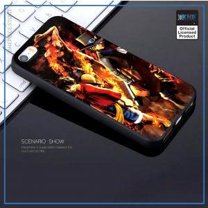 One Piece iPhone Case  Luffy & Sabo OP1505 For iPhone 5 5S SE Official One Piece Merch