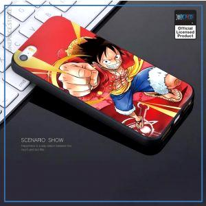 One Piece iPhone Case  Luffy OP1505 For iPhone 5 5S SE Official One Piece Merch