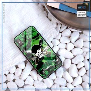 One Piece iPhone Case  Zoro Jolly Roger OP1505 For iPhone 5 5S SE Official One Piece Merch