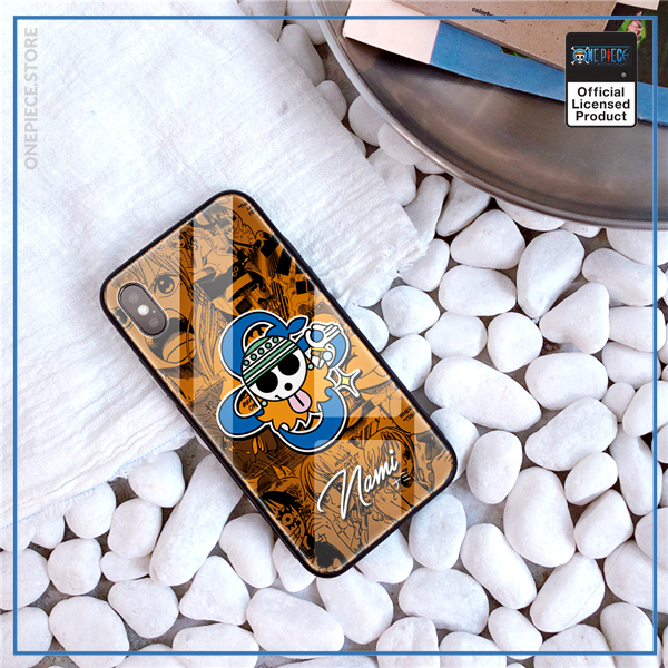 One Piece iPhone Case  Nami Jolly Roger OP1505 For iPhone 6, 6S Official One Piece Merch