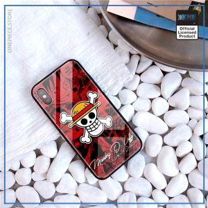 One Piece iPhone Case  Luffy Jolly Roger OP1505 For iPhone 6, 6S Official One Piece Merch