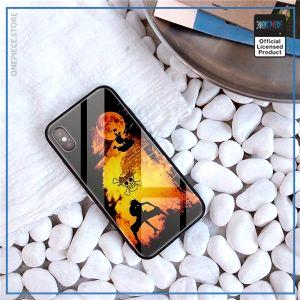 One Piece iPhone Case  Straw Hat Luffy OP1505 For iPhone 6 & 6S Official One Piece Merch