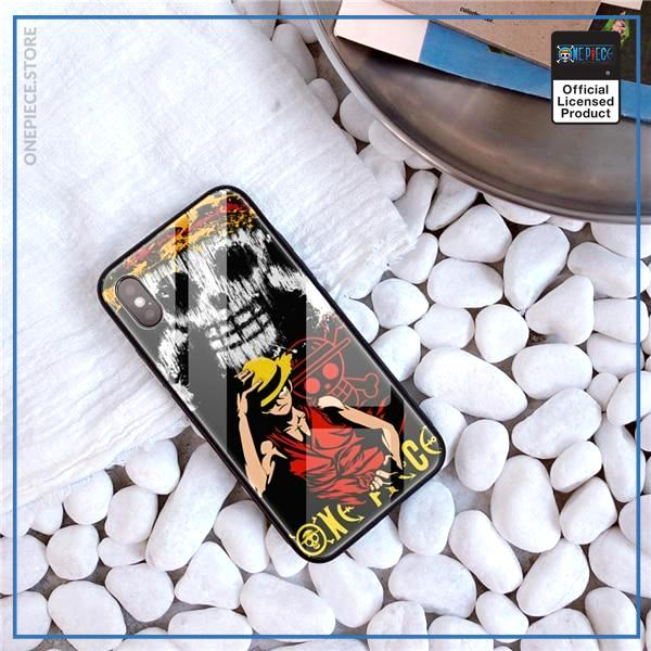 One Piece iPhone Case  Monkey D Luffy OP1505 For iPhone 6, 6S Official One Piece Merch