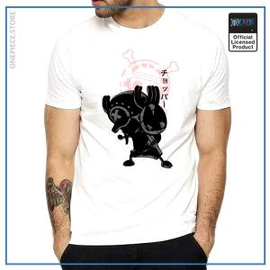 One Piece Shirt  Kung Fu Chopper OP1505 S Official One Piece Merch