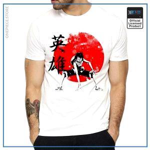 One Piece Shirt  Luffy Japan OP1505 S Official One Piece Merch