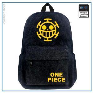 One Piece Backpack  Trafalgar Law OP1505 Default Title Official One Piece Merch