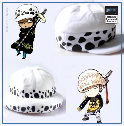 One Piece Costume  Trafalgar Law Hat OP1505 Before Timeskip Official One Piece Merch