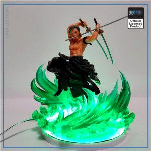 One Piece LED Lamp  Zoro Outourou OP1505 Default Title Official One Piece Merch