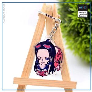 One Piece Keychain  Nico Robin OP1505 Default Title Official One Piece Merch