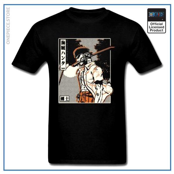 One Piece Shirt  Zoro Edo Style OP1505 S Official One Piece Merch
