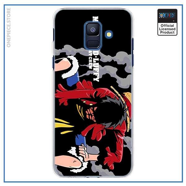 One Piece Phone Case Samsung  Gear 2 OP1505 for A6 2018 Official One Piece Merch