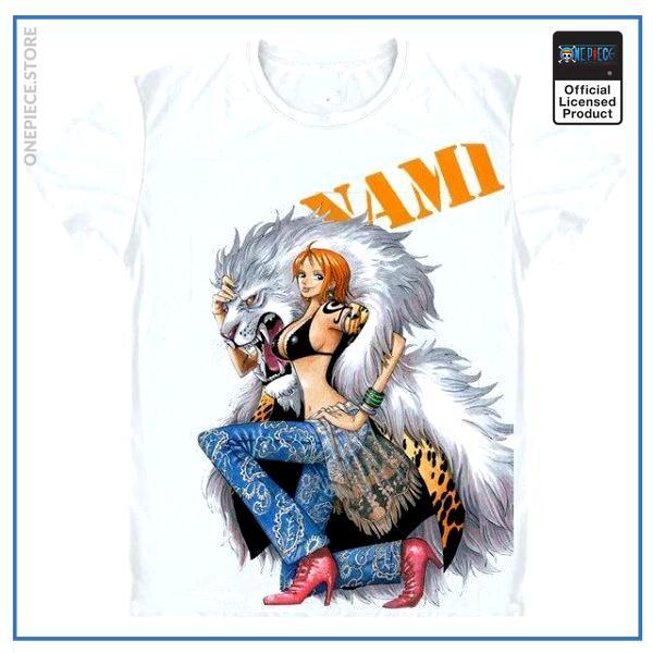 One Piece Shirt  Queen Nami OP1505 S Official One Piece Merch