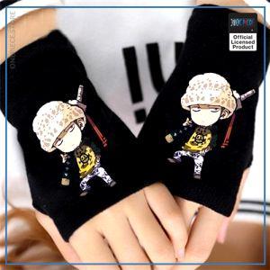 One Piece Gloves  Chibi Law OP1505 Default Title Official One Piece Merch