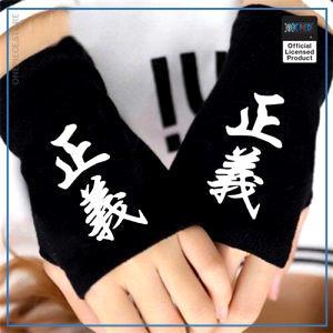 One Piece Gloves  Navy OP1505 Default Title Official One Piece Merch