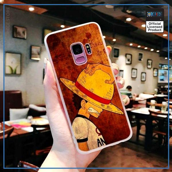 One Piece Phone Case Samsung  Kid Luffy OP1505 for Samsung S6 Official One Piece Merch