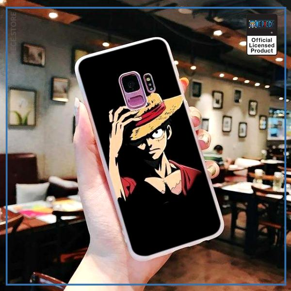 One Piece Phone Case Samsung  Serious Luffy OP1505 for Samsung S6 Official One Piece Merch