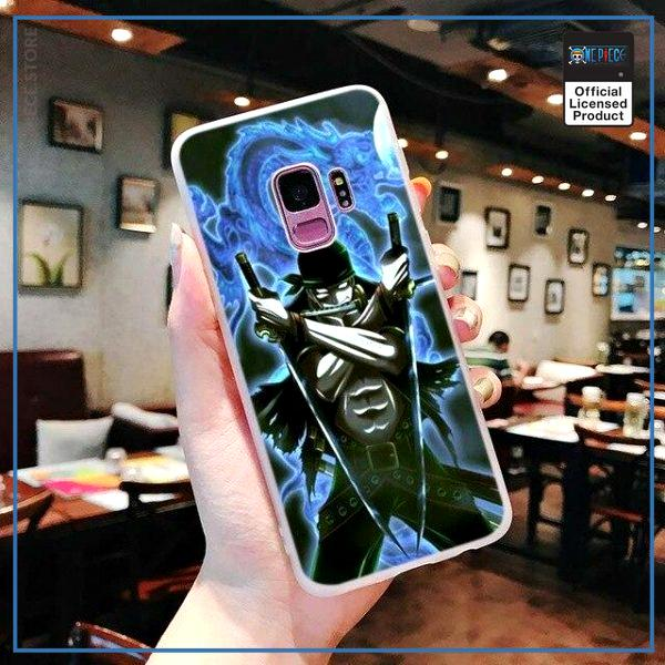 One Piece Phone Case Samsung  Zoro Rashomon OP1505 for Samsung S6 Official One Piece Merch