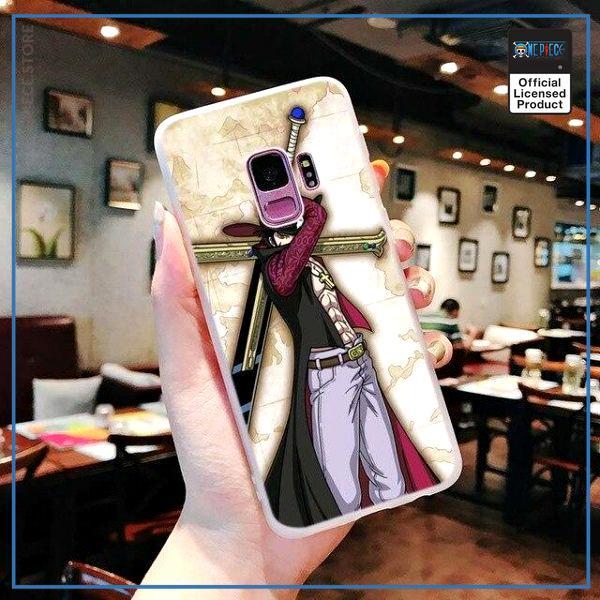 One Piece Phone Case Samsung  Mihawk OP1505 for Samsung S6 Official One Piece Merch