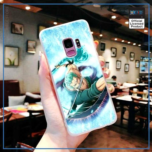 One Piece Phone Case Samsung  Zoro Tatsumaki OP1505 for Samsung S6 Official One Piece Merch
