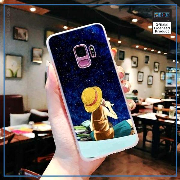 One Piece Phone Case Samsung  Galaxy Luffy OP1505 for Samsung S6 Official One Piece Merch