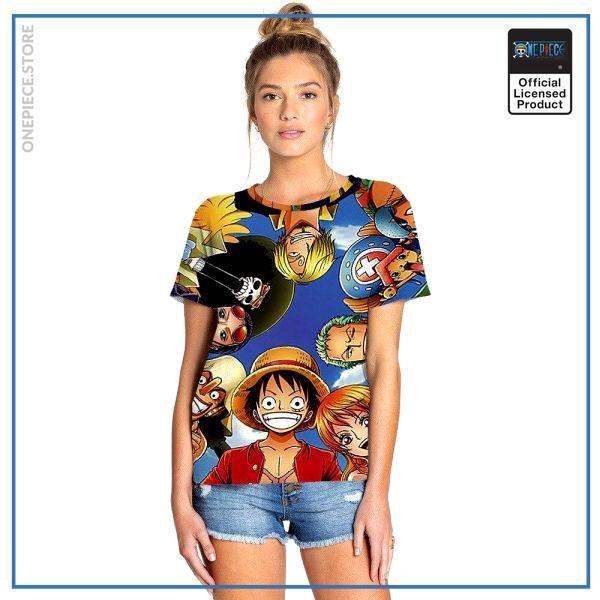 L Official One Piece Merch