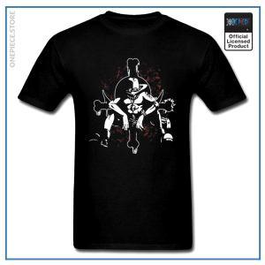One Piece Shirt  Ace Son of Whitebeard OP1505 S Official One Piece Merch