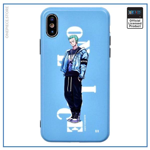 One Piece iPhone Case  Zoro Street Style OP1505 iPhone 6 6s Official One Piece Merch