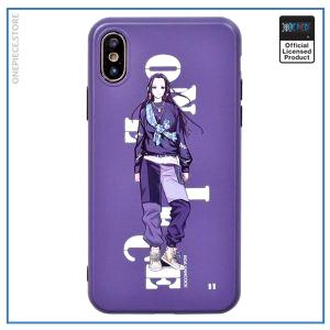 One Piece iPhone Case  Boa Hancock Street Style OP1505 iPhone 6 6s Official One Piece Merch