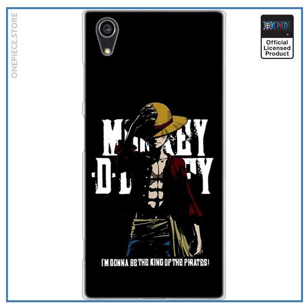 One Piece Sony Case  Monkey D. Luffy OP1505 for Sony Z5 Official One Piece Merch