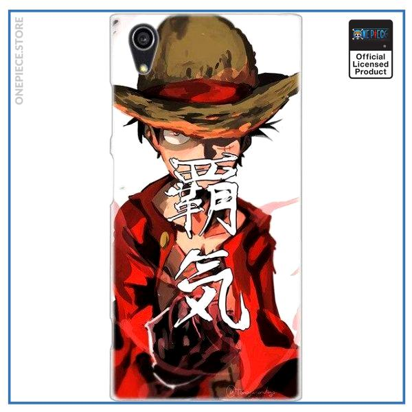 One Piece Sony Case  Luffy Water Painting OP1505 for Sony Z5 Official One Piece Merch