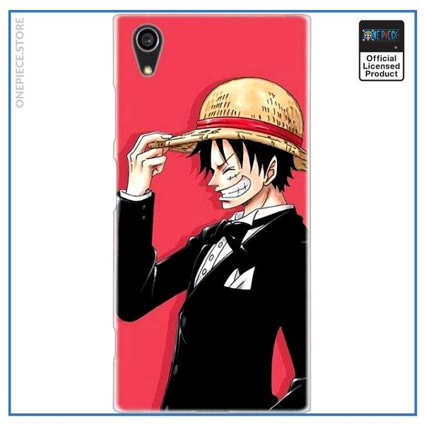 One Piece Sony Case  Classy Luffy OP1505 for Sony Z5 Official One Piece Merch