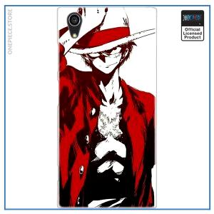 One Piece Sony Case  Luffy OP1505 for Sony Z5 Official One Piece Merch