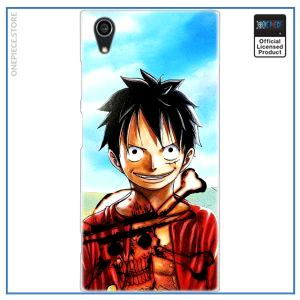 One Piece Sony Case  Straw Hat Luffy OP1505 for Sony Z5 Official One Piece Merch
