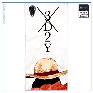One Piece Sony Case  3D2Y OP1505 for Sony Z5 Official One Piece Merch