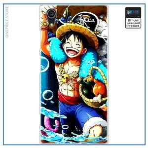 One Piece Sony Case  Luffy's Treasures OP1505 for Sony Z5 Official One Piece Merch