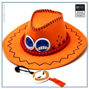 One Piece Costume  Ace Hat OP1505 1 Official One Piece Merch