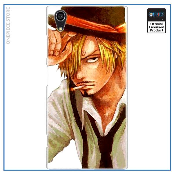 One Piece Sony Case  Classy Sanji OP1505 for Xperia L1 Official One Piece Merch