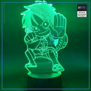 One Piece Light Lamp  Chibi Luffy OP1505 Default Title Official One Piece Merch